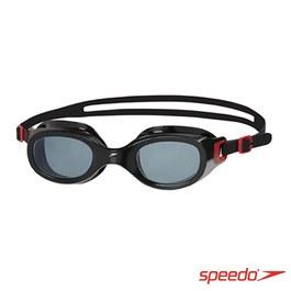 電子報專區║speedo║成人泳鏡Futura Classic紅灰