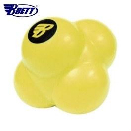 ║BRETT║六角彈力練習球/顆