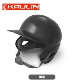 ║KAULIN║職業級雙耳打擊頭盔-霧黑