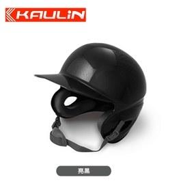 ║KAULIN║職業級雙耳打擊頭盔-亮黑