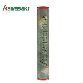 ║KAWASAKI║比賽級12入羽毛球-鵝毛