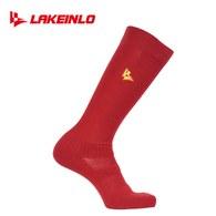 ║LAKEINLO║高機能性棒球襪-紅