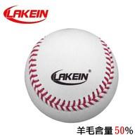 ║LAKEIN║50%羊毛棒球1打(印製LOGO)