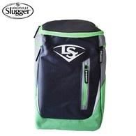 ║Louisville Slugger║LS GENUINE系列 棒壘專用背包-螢光綠