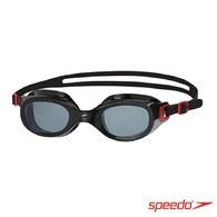 ║speedo║成人泳鏡Futura Classic紅灰