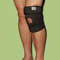 ║深呼吸系列║ A1-502奈米竹炭調整型單側條短護膝