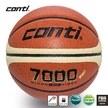 ║Conti║6號超細纖維PU16片專利貼皮籃球-6號球
