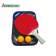 ║KAWASAKI║刀板桌拍(附兩顆球)