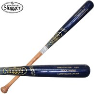 ║Louisville Slugger║棒球棒LS MAPLE TIMBER C271(33.5吋-海軍藍)