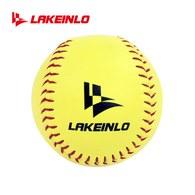 ║LAKEINLO║標準螢光慢速壘球-1顆