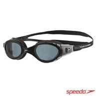 ║speedo║成人運動泳鏡Futura Biofuse黑灰