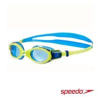 ║speedo║兒童進階泳鏡 Futura Biofuse藍/綠