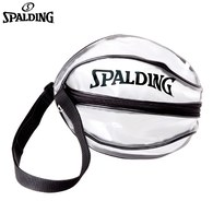 ║SPALDING║單顆裝籃球瓢蟲袋(黑)
