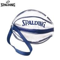 ║SPALDING║單顆裝籃球瓢蟲袋(藍)