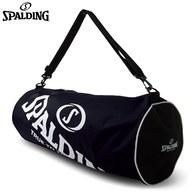 ║SPALDING║三顆裝簡易球袋(黑)