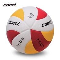║Conti║日本頂級超細纖維布排球-5號V7500-5-WYR