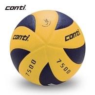 ║Conti║日本頂級超細纖維布排球-5號V7500-5-YP