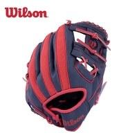 ║Wilson║波士頓紅襪款兒童手套