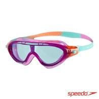 ║speedo║兒童運動泳鏡Biofuse Rift 紫藍